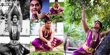 Saptaparni Shoot Collage